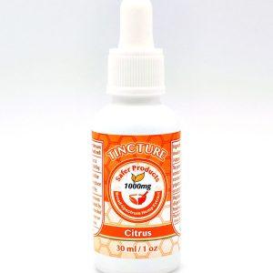 CBD Citrus Tincture Oils
